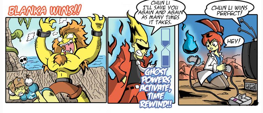 Ghost Trick -Filler