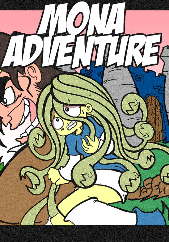 mona adventure
